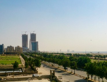 Living in Clifton Karachi