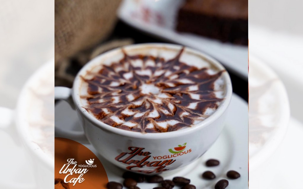 The Urban Café, Yogilicious is a famous work-friendly cafe in lahore