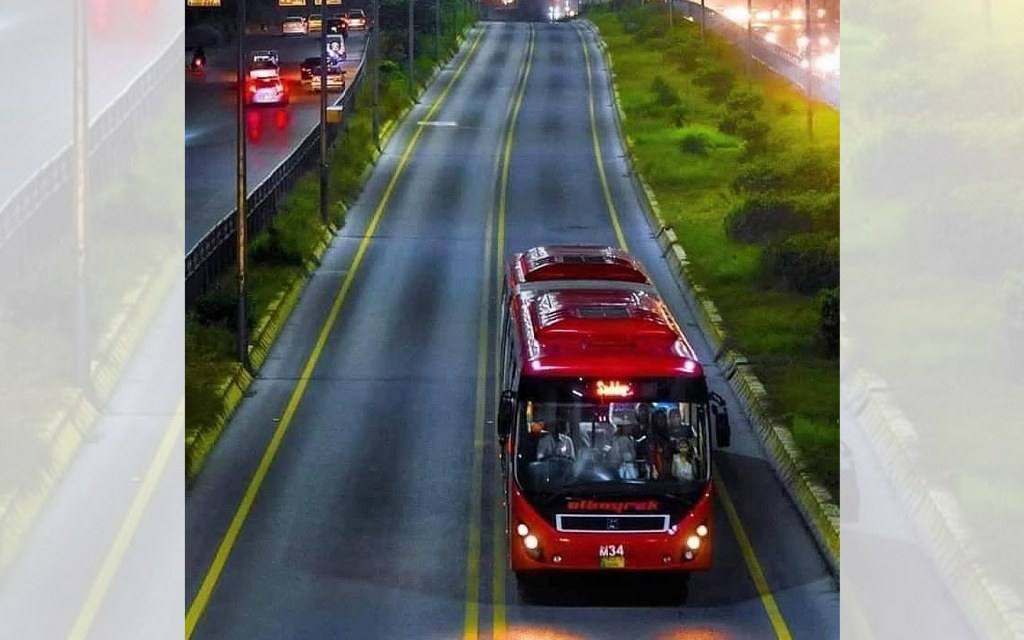 Metro buses provide affordable and comfortable commuting options in islamabad