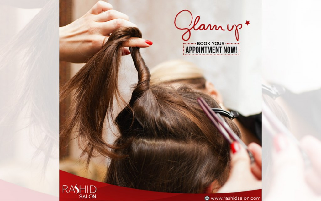 Rashid Salon is one of the top salons in the city
