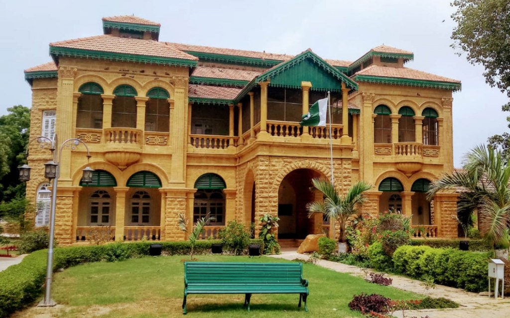 Museum in Karachi