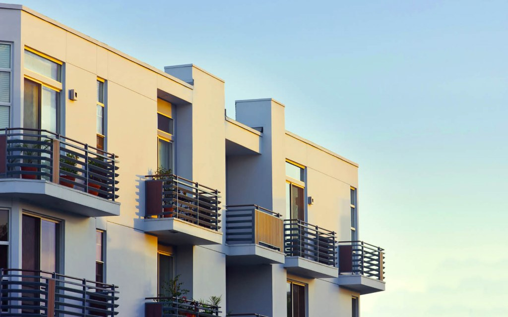 apartments are better property choices for small families