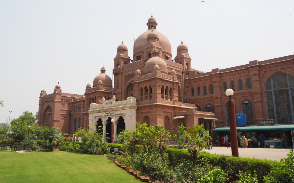 Lahore Museum is a great place to visit with family
