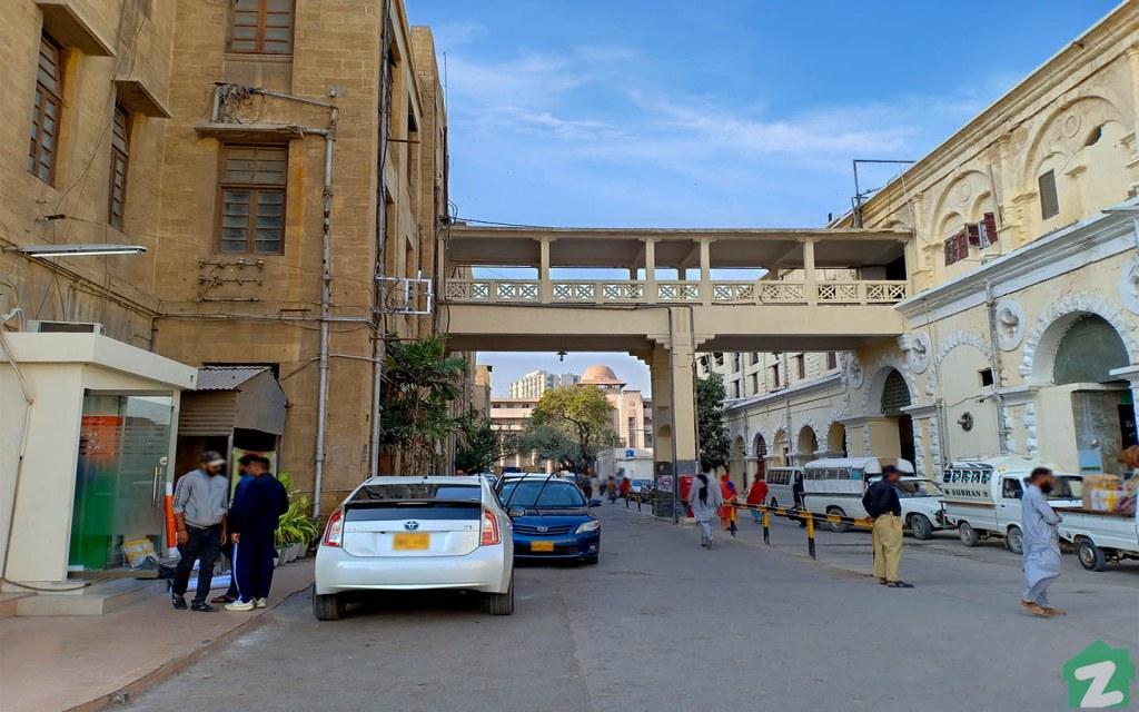 Karachi City Railway Station