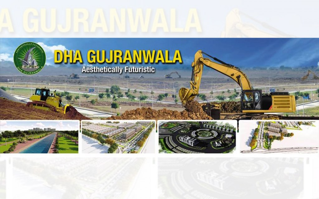 DHA Gujranwala provide world-class amenities