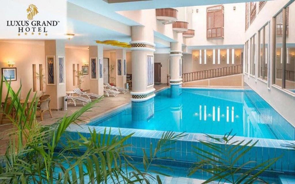 luxury hotels in Lahore