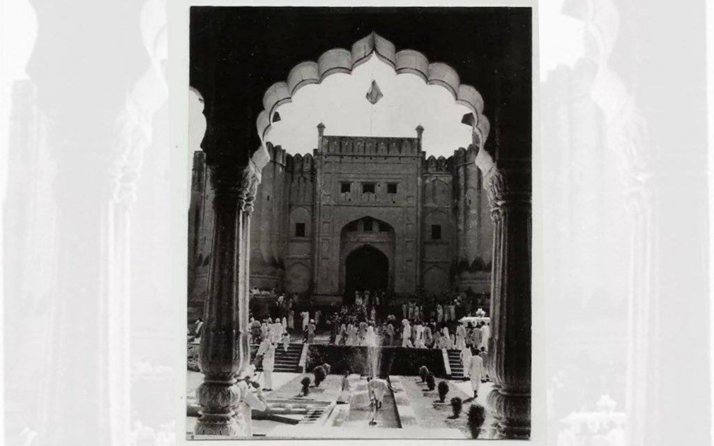 History of Lahore Fort