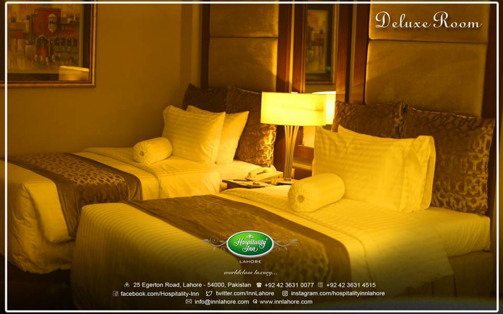 popular hotels in Lahore