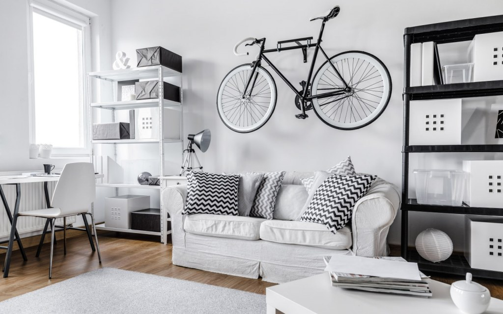 decorate your studio apartment