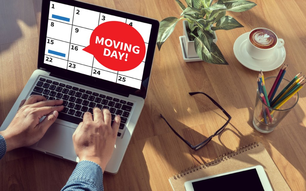 The tenant should be willing to move within a month
