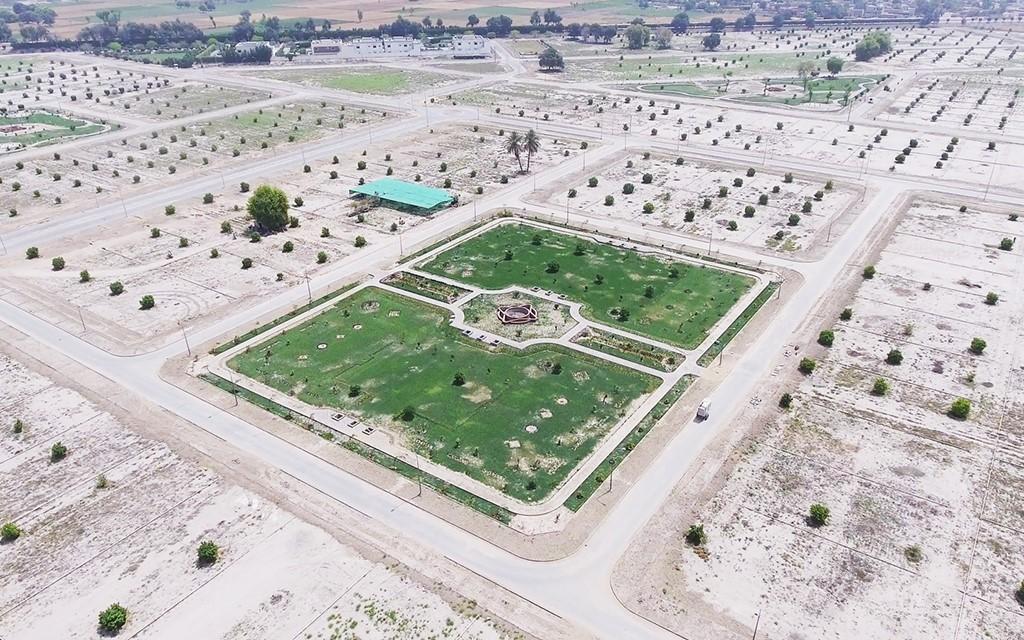 plots in Etihad Garden Rahim Yar Khan