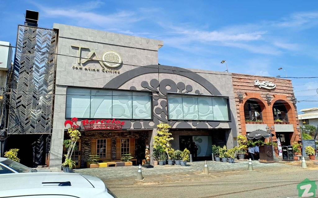 restaurants in Clifton Karachi