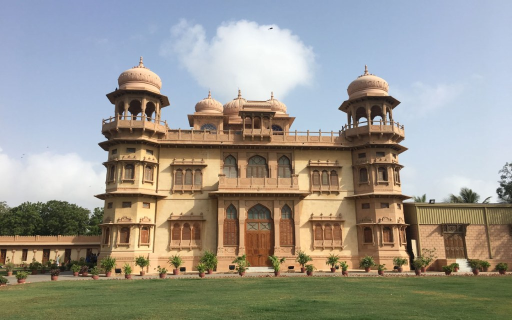 Mohatta Palace is a popular tourist attraction in Karachi