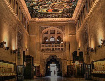 The Entrance Hall of Lahore Museum