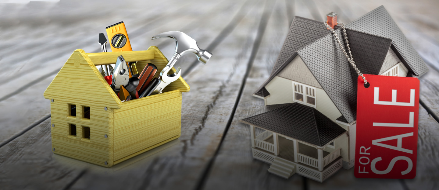 Decide whether you want to renovate or sell your house