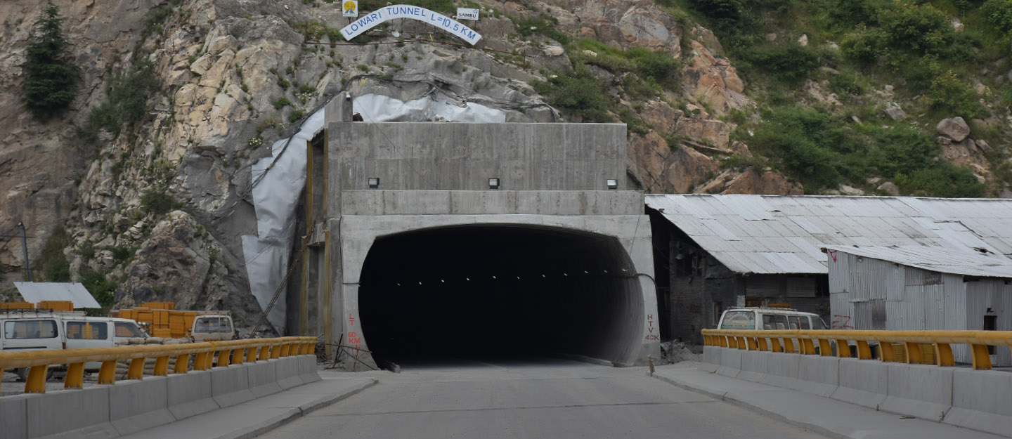 List of the Most Famous Tunnels in Pakistan