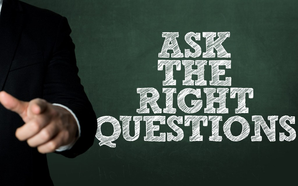 It is your realtor's job to answer your questions and calm your fears, so don't be hesitant to ask what's on your mind