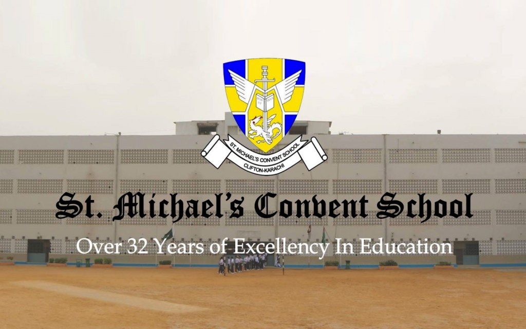 32 years of excellence St Michael's Convent School
