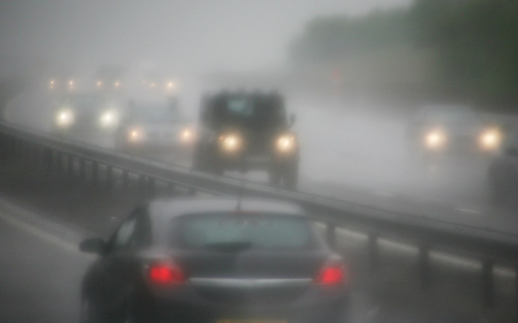 Driving in the rain can be a hassle stay safe using these tips