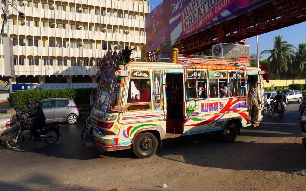 Mini Buses in Karachi