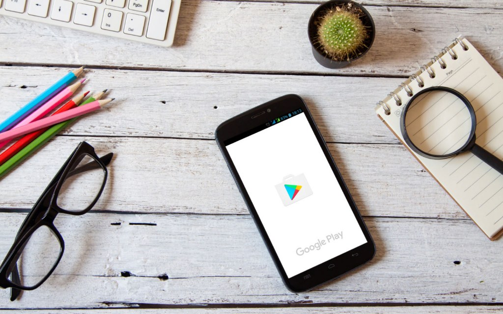 You can download a range of apps on your phone from the Google Play Store