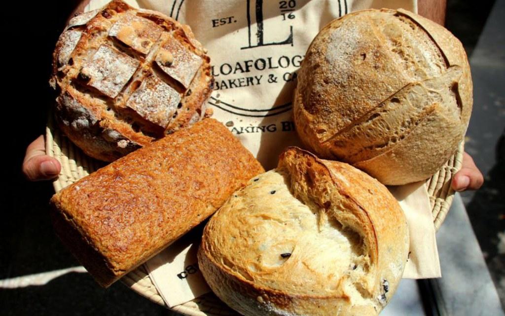 Loafology bakery and cafe in Islamabad