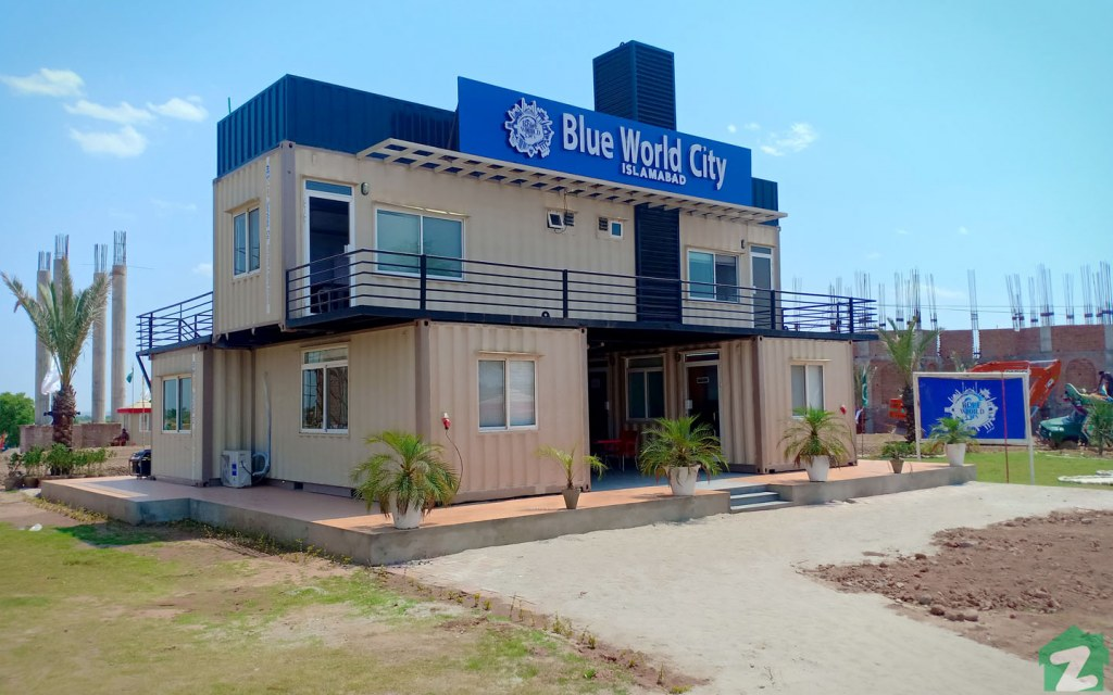 Book Your Plot at the Site Office of Blue World City