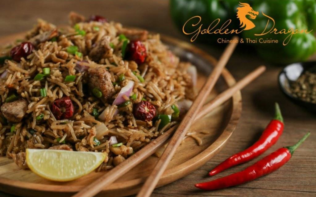 Golden Dragon Chinese Restaurant in Islamabad