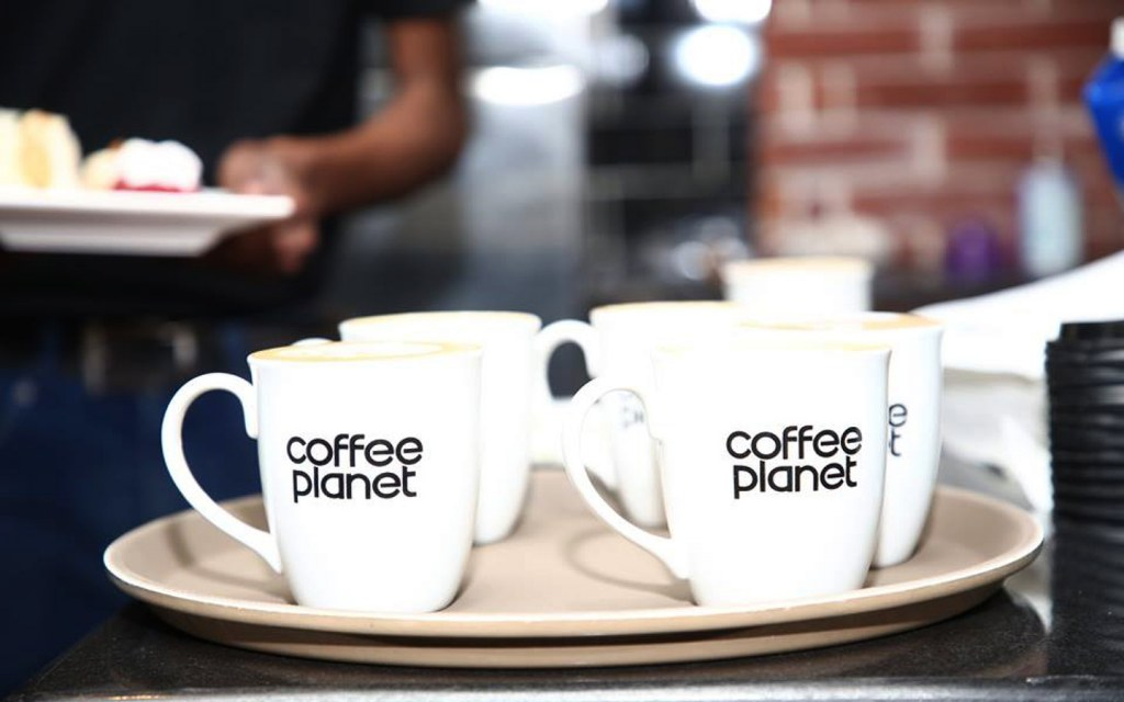 Coffee planet in Islamabad is a popular hangout spot