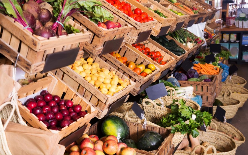 Sabzi Mandi deals in fruits and vegetables