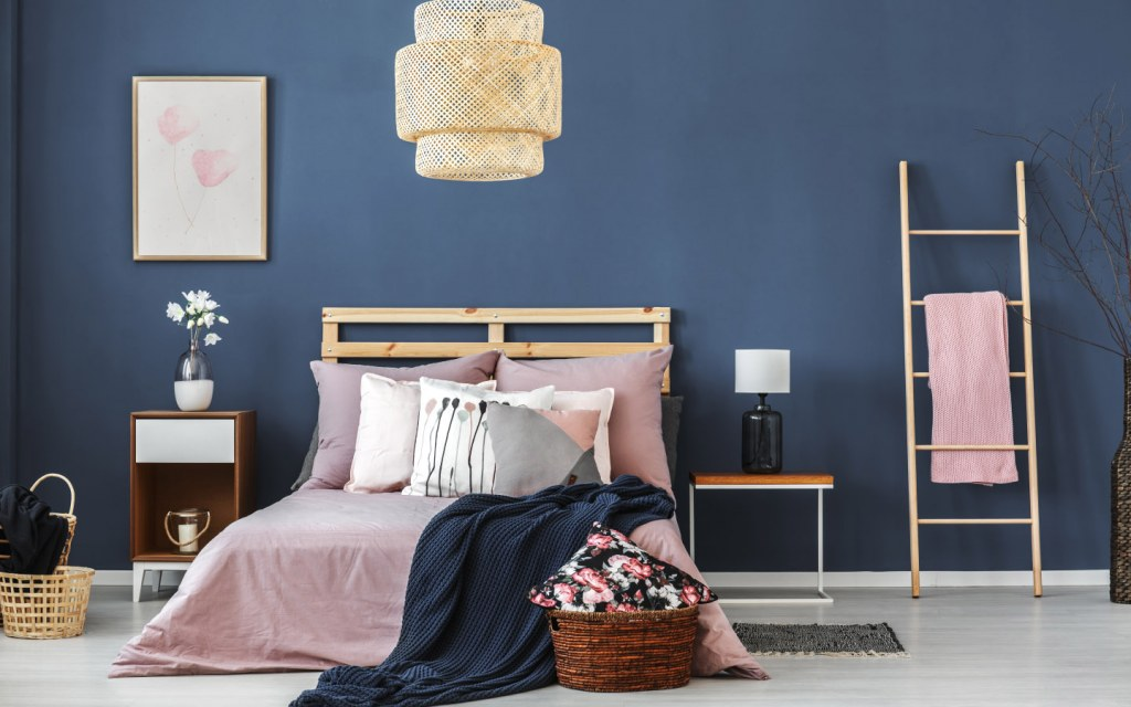 best type of paints for bedroom walls