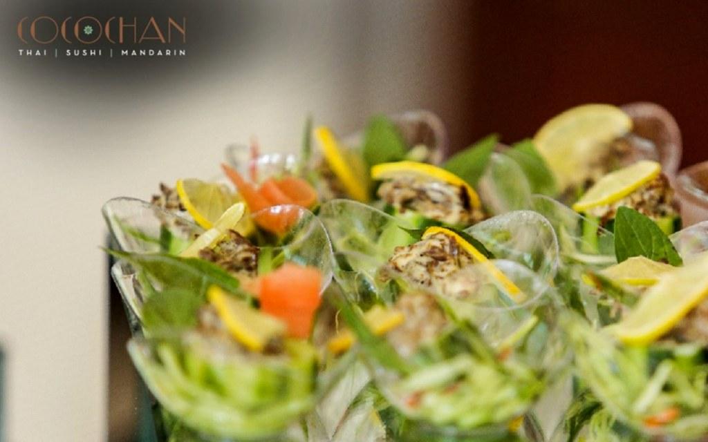 Cocochan is a Pan Asian Restaurant in Karachi