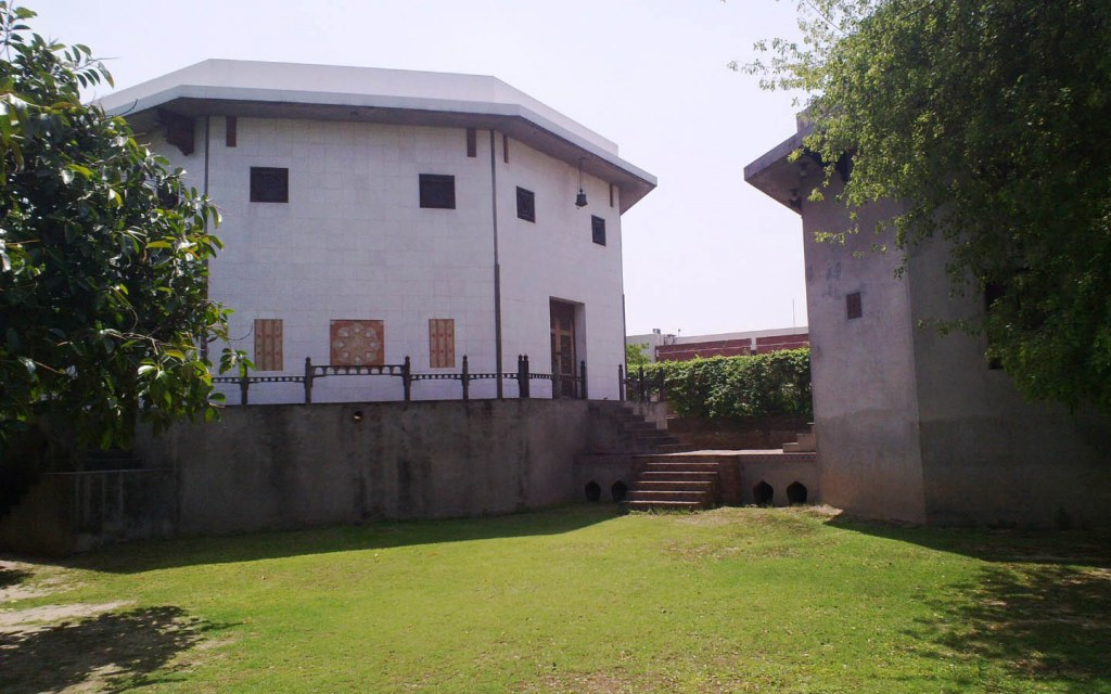 A view of Chughtai Museum