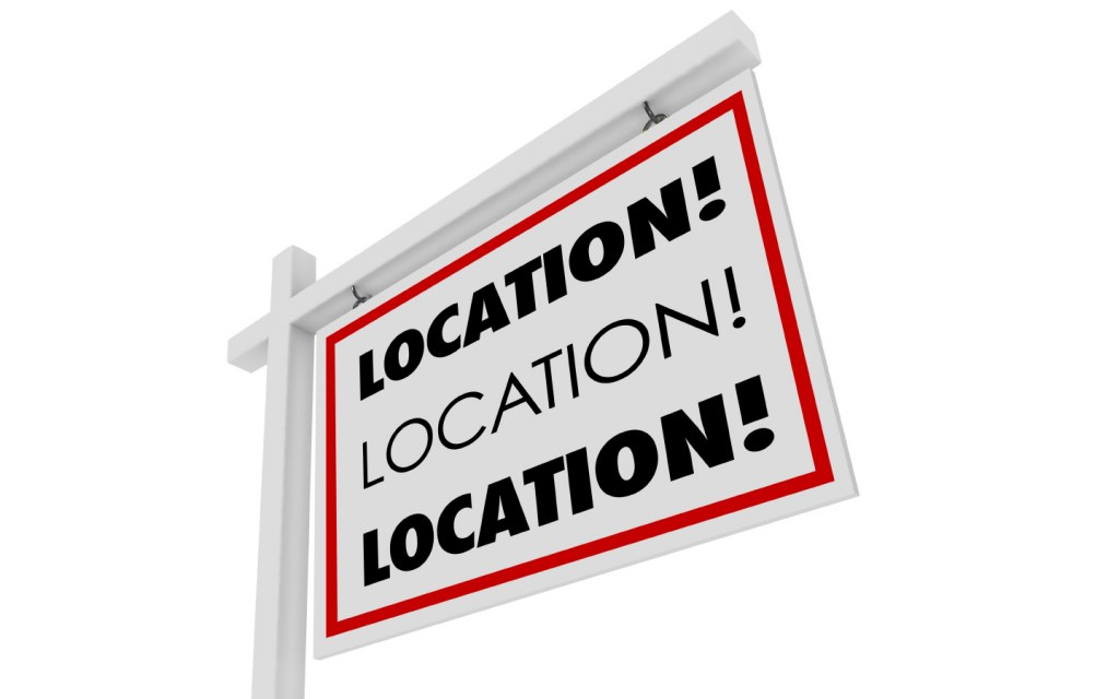 Location is important for profitable returns