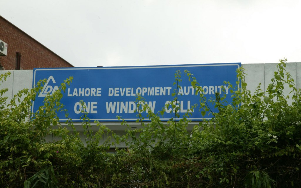 The LDA offers great convenience to applicants at its One Window Cell