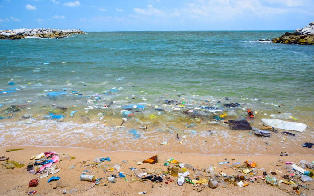 Plastic poses threat to our environment