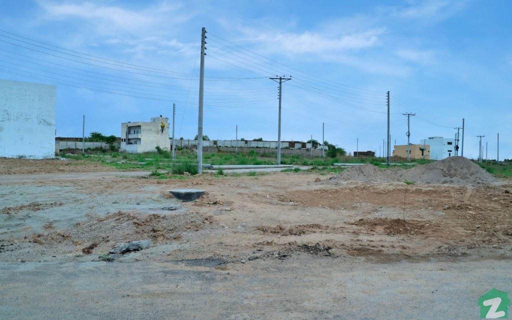 Plots for sale in PGSHF housing scheme