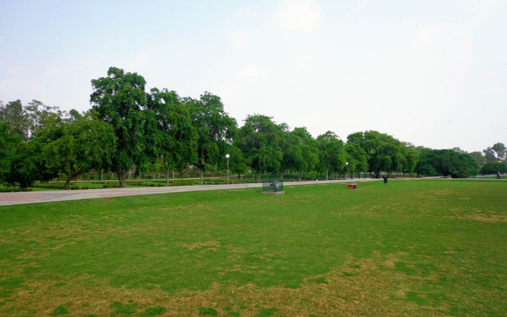Lahore's Most Famous Gulshan Iqbal Park