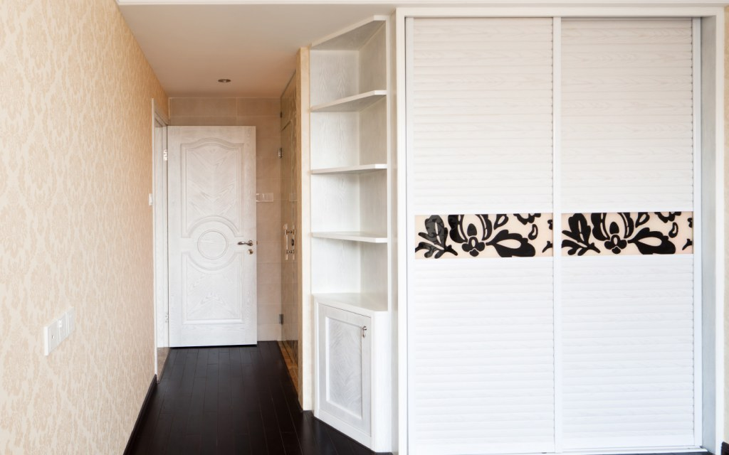 Build storage space into nooks and corners around the house as the future owners will surely appreciate it