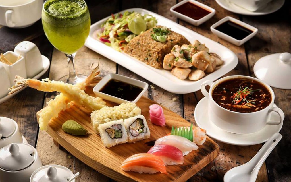 Bonsai is a place known for authentic pan asian cuisine and seafood