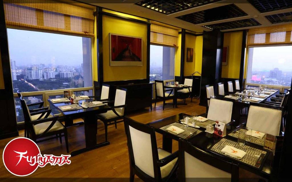 Fujiyama is one of the leading Japanese restaurants in Karachi