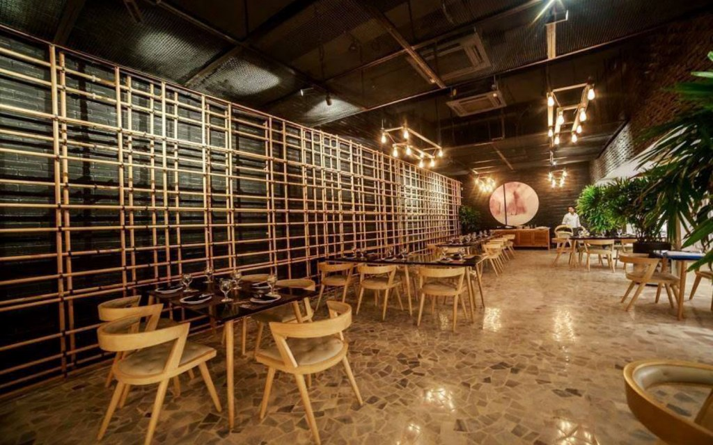 Thai, Mandarin as well as Sushi is served at Cocochan