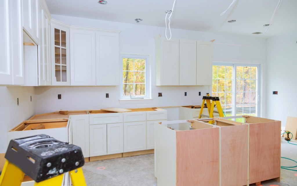 A modern and updated kitchen is a major factor in price valuations