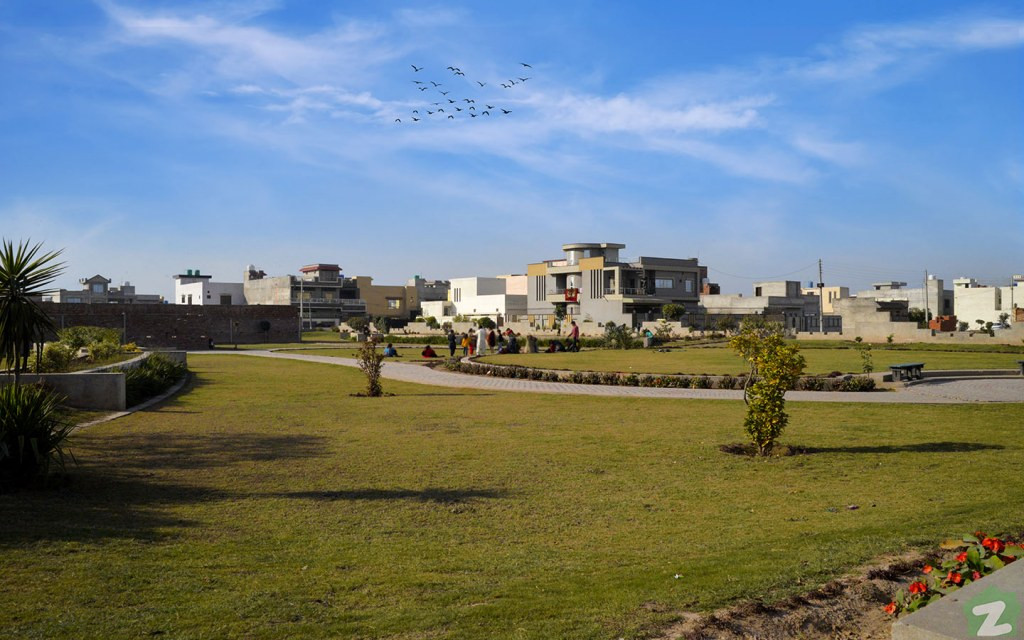 Living in Al Rehman Garden Phase 2