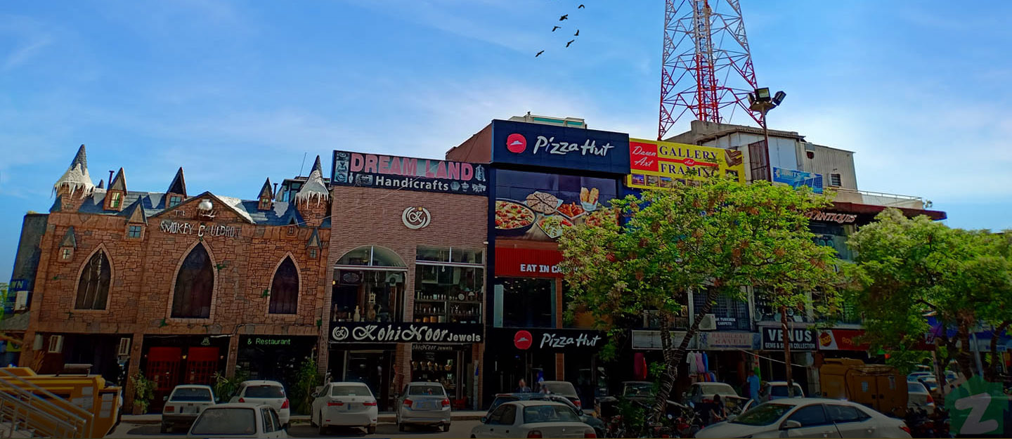 Find out about the most popular markets in Islamabad