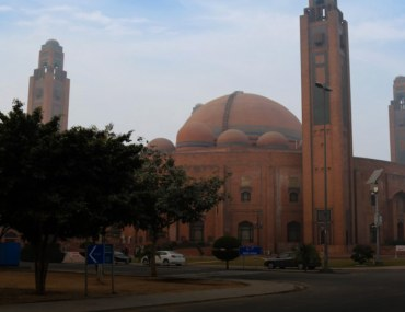 Grand Jamia Mosque is the 7th largest mosque in the world
