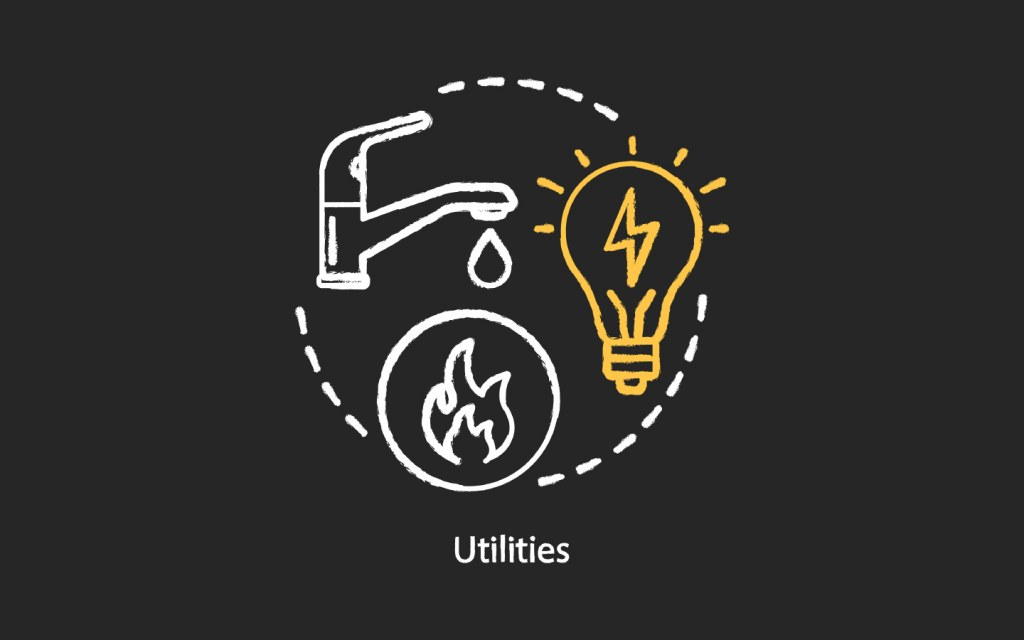 Water, Gas and Power are basic utilities for every home