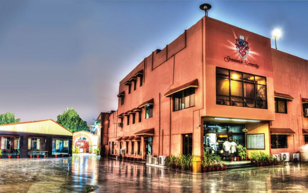 Greenwich University Karachi