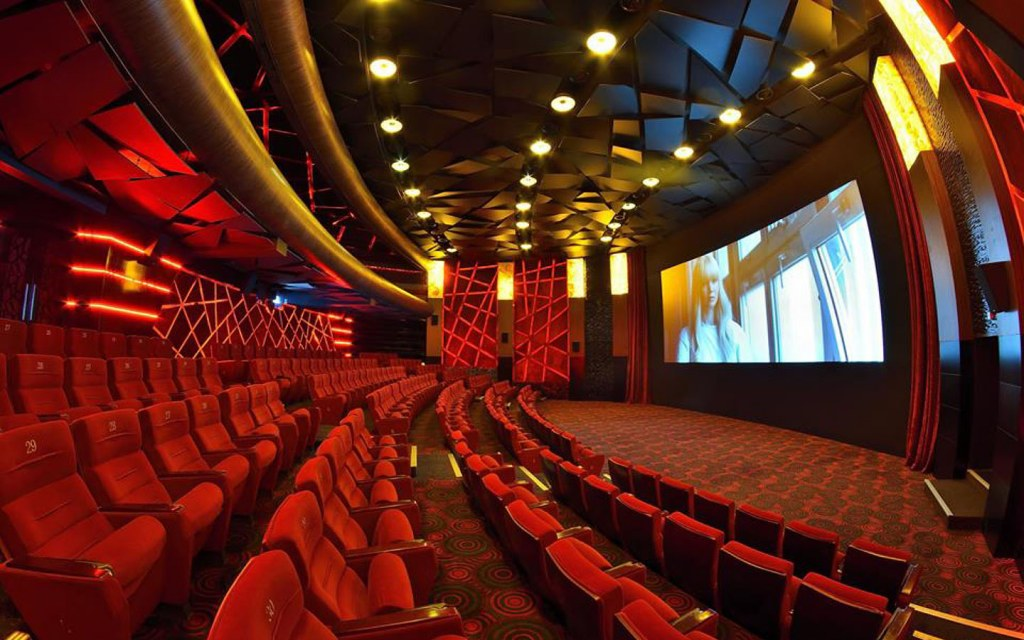 best movie theaters in Islamabad