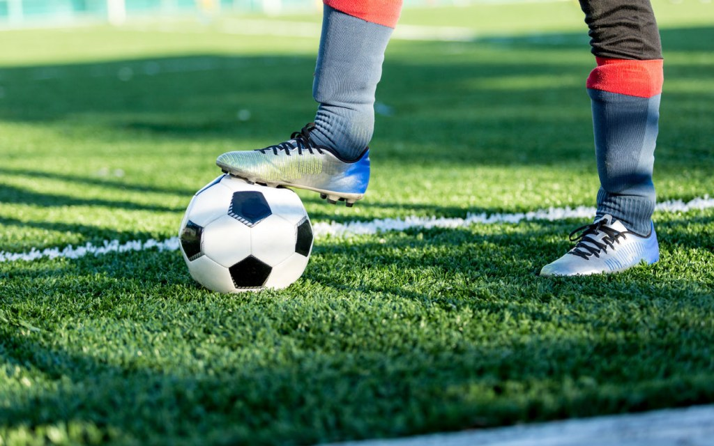 Places like Lahore Football Academy are training young footballers